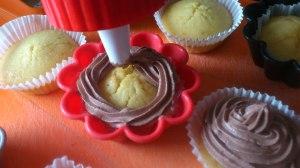 Decorando con el buttercream :-)