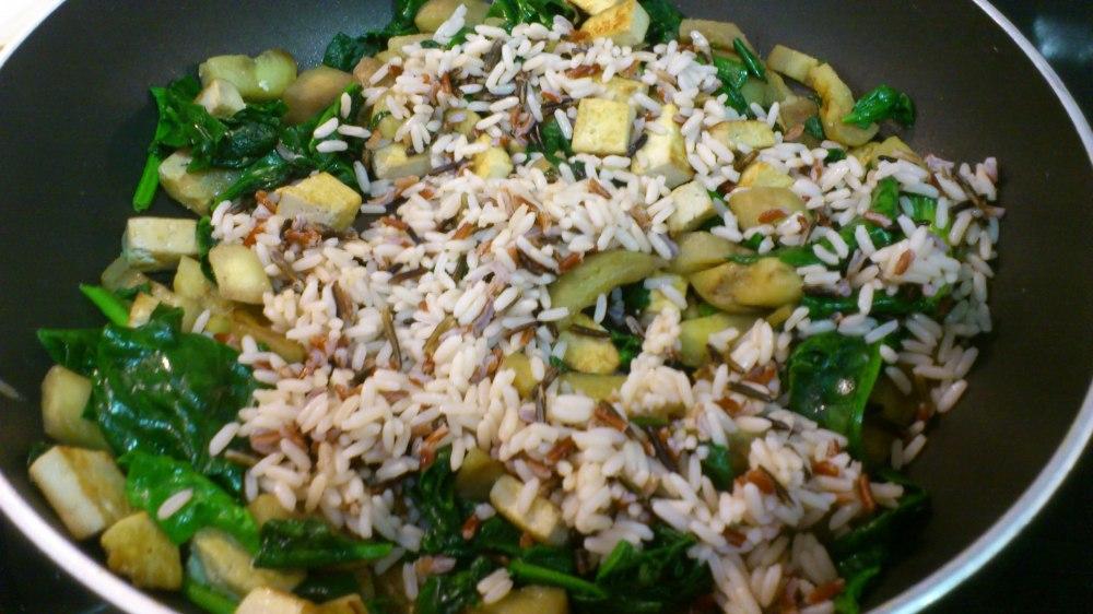 ensalada original vegetariana