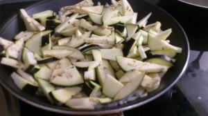 verduras salteadas al estilo oriental