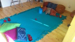 """Ideas de cómo decorar el salón o """"la mesa"""" :) para cenas románticas en casa"""