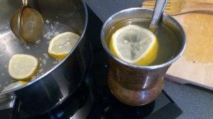 Remedio casero contra el resfriado a base de limón, ajo y miel :-)