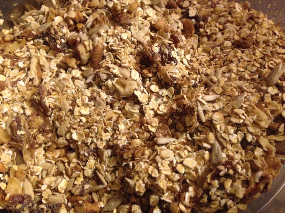 barritas cereales veganas