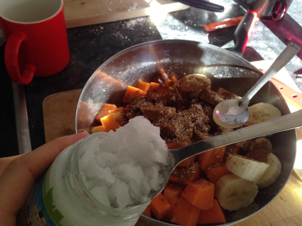 tarta calabaza vegana