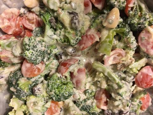 receta original cena vegetariana