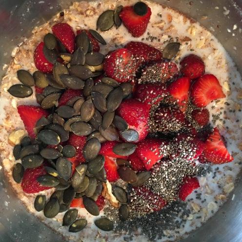 desayuno sano fácil de hacer