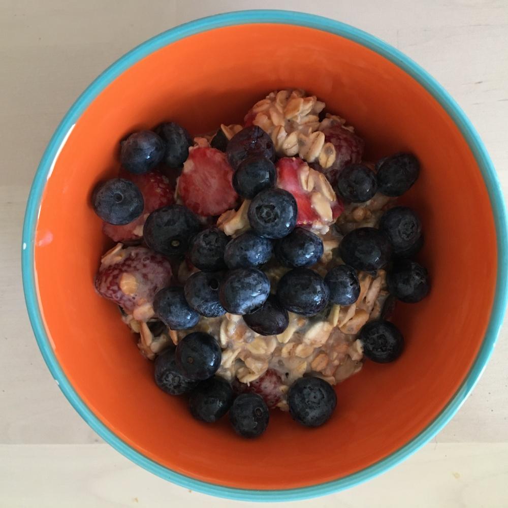 desayuno saludable facil de hacer