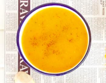 gazpacho naranja